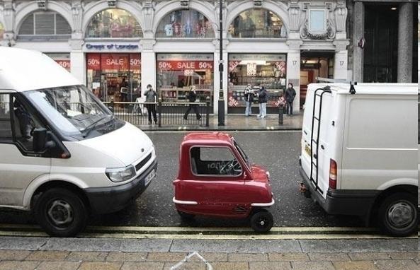 Parking? No problem