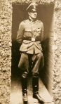 Rochus Misch. Hitler's last  surviving bodyguard