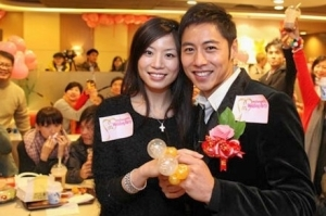 Getting hitched in Hong Kong at a McDo