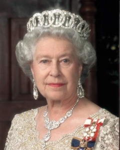 Queen Elizabeth approved the hiring out
