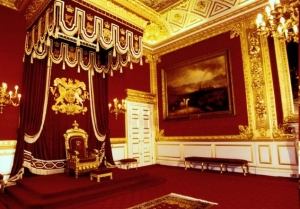 The Throne Room - a snip at Php2m a day for parties
