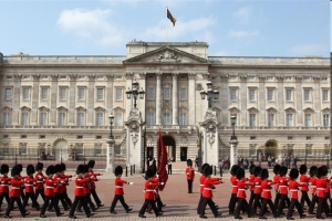 Buckingham Palace is crumbling