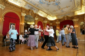 Dancing away for better health