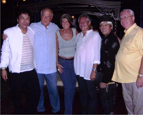 "RANI Tourism Amb Ed Garcia, Italian Amb Luca & Silvana Fornari, RANI Pres Bomber Zayco, Iloilo ""The Daily Guardian"" Zedrick Señeres & NDB's Robert Harland (l-r)"