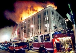 One guest died in this 2011 West Virginia hotel  fire. It was an old building with no sprinkler system