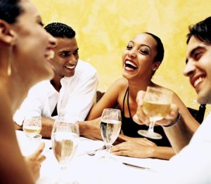 Dinner parties are one of the great joys of life