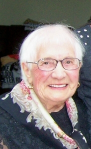 World War 11 Spitfire inspector Ellen Harland. Still going strong at 91.