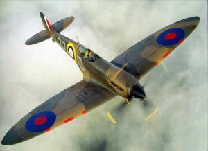 The iconic WW11 Spitfire - 20 still buried in Burma