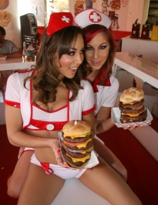 Heat Attack Grill waitresses