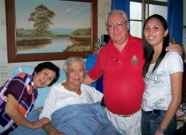Nely and Nonong Montinola, Robert Harland, Stessie hecita