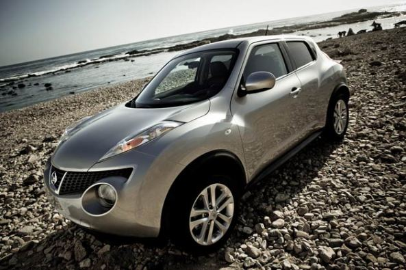 The Nissan Juke - for the young and not-so-young  driver