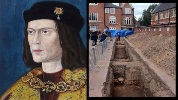 Richard 111 and his resting place for 500 years
