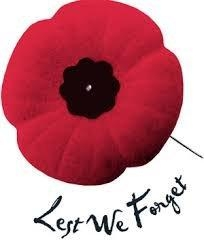 The poppy, the symbol of Remembrance Sunday