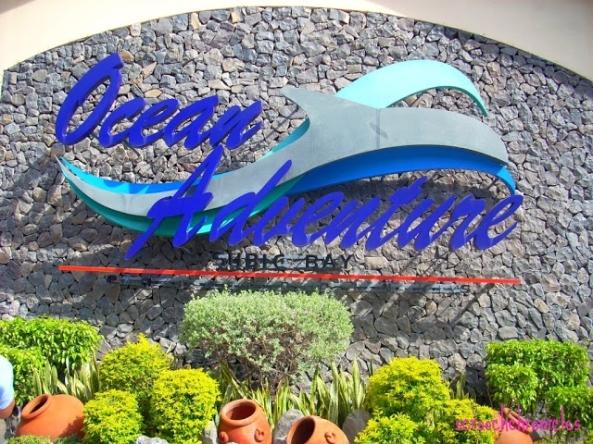 Ocean Adventure at Subic Bay