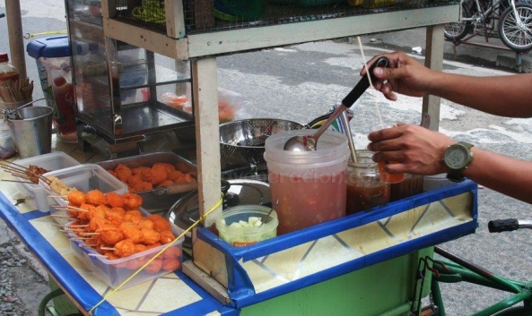 Kwek Kwek on sale